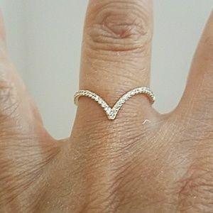 Jewelry - 14k Yellow, White, Rose Gold Wedding Enhancer Band